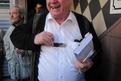 80. Geburtstag Helmut Löffel / 6. Feb. 2016 und Rosenmontag 8. Feb. 2016